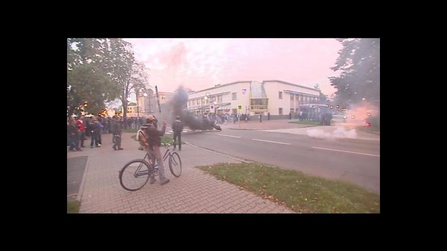 Video Vstup Tomáše Vzorka (19:00)