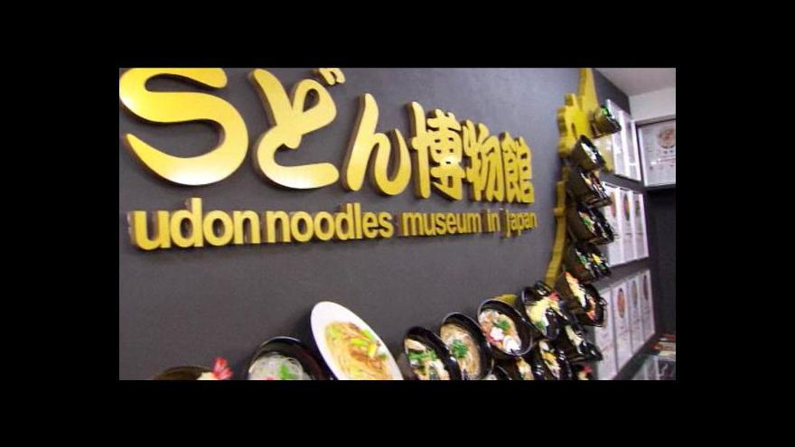 Video Nudle mají v Japonsku vlastní muzeum