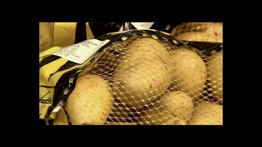 Video Události: Letošní úroda brambor je slabá