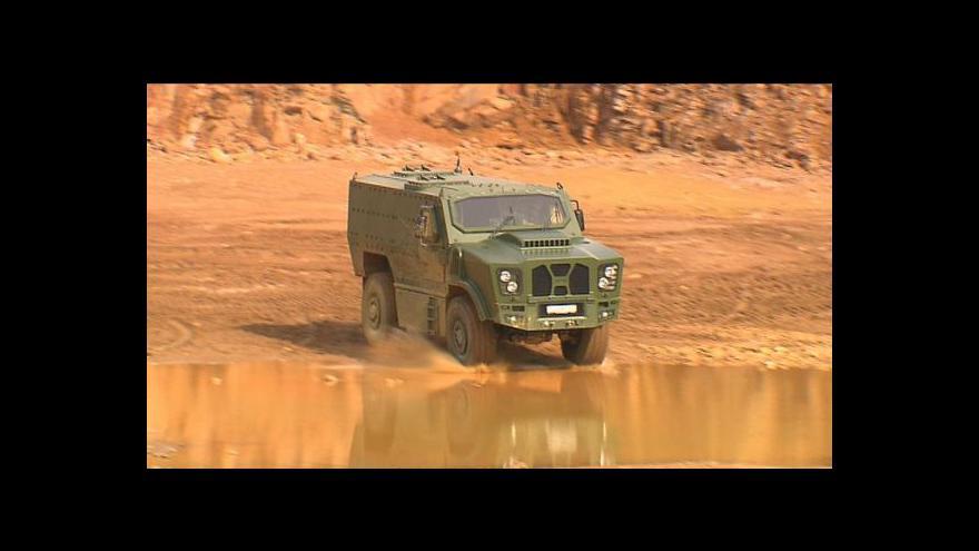 Video Armáda plánuje další velký nákup techniky