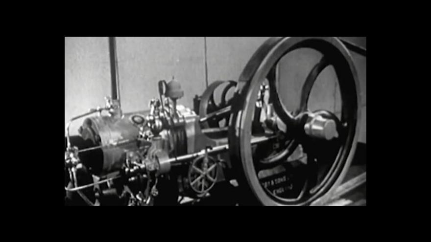 Video Sto let od úmrtí Rudolfa Diesela