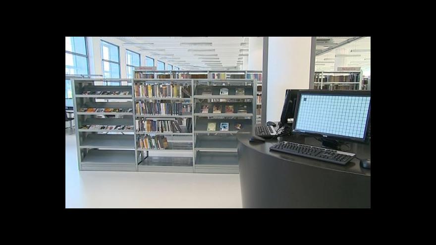 Video No comment: Nové prostory zlínské knihovny