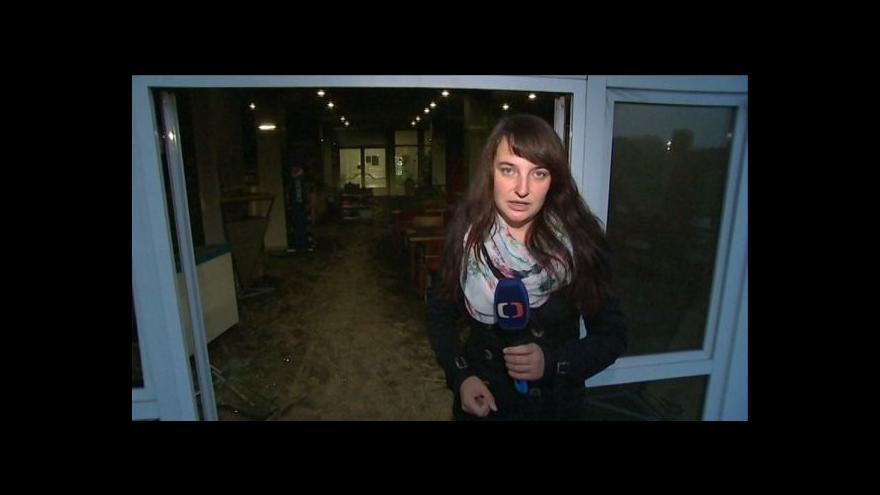 Video Rpeortáž Moniky Bezuchové