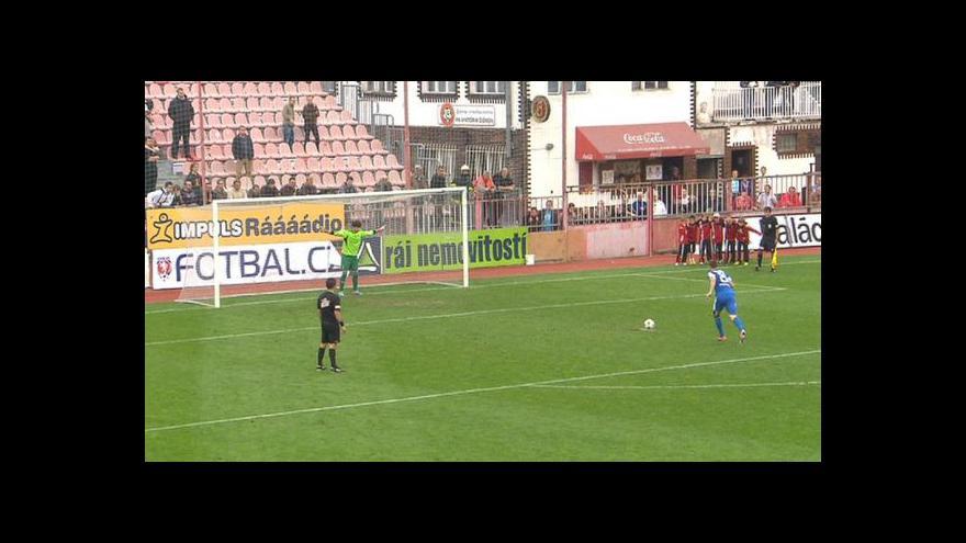 Video Sestřih utkání Žižkov - Liberec