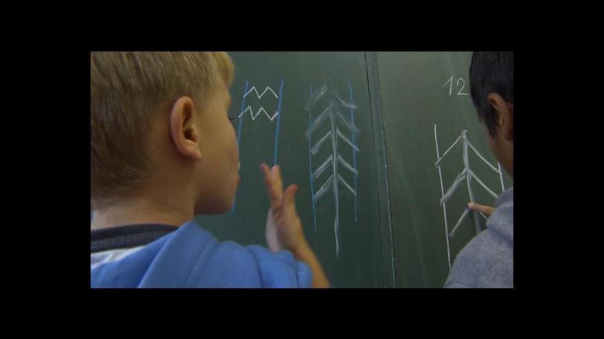 Video Přemysl Šrámek o obnovené škole v Olešnici v O. h.