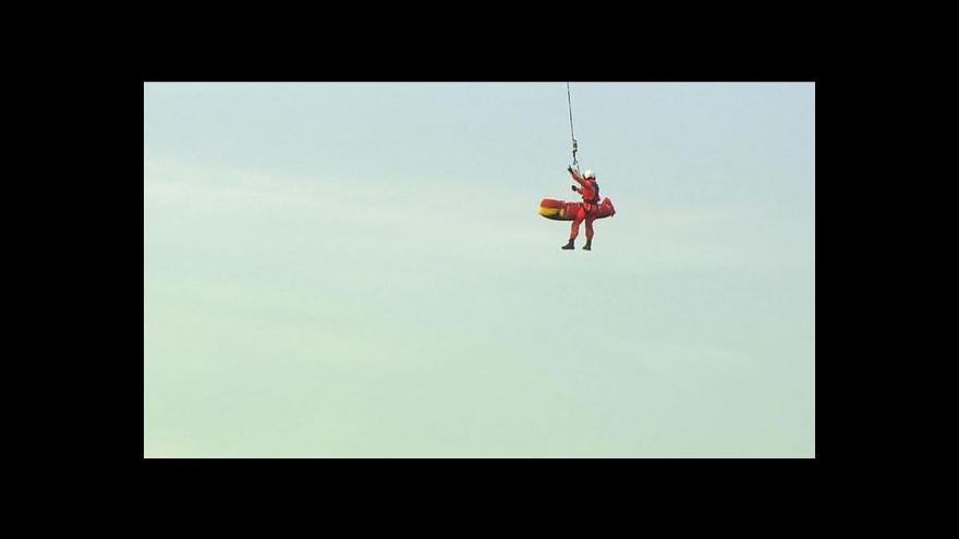 Video Záchranářské cvičení ve Velké Americe tématem Studia 6