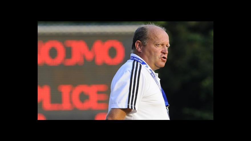 Video Rozhovor s trenérem Leošem Kalvodou