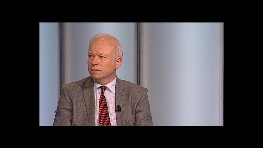 Video Petr Lužný ve Studiu ČT24