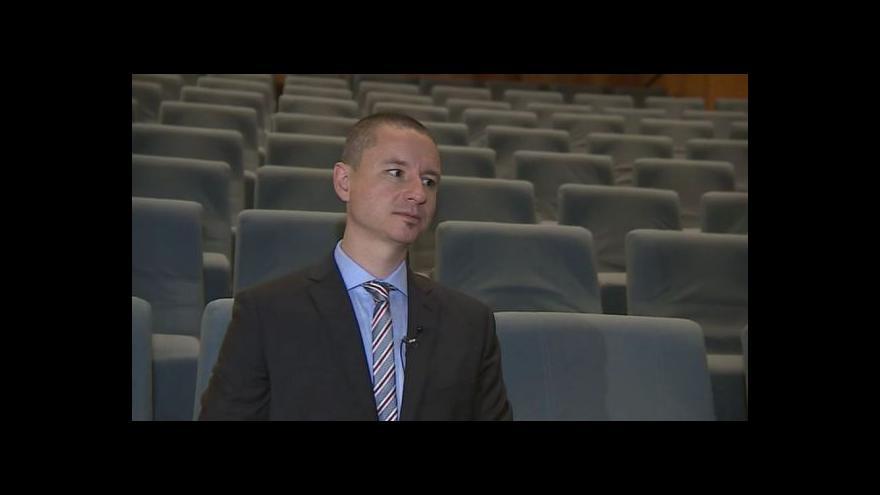 Video Rozhovor s novým ředitelem ND Brno Martinem Glaserem