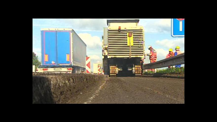 Video Události o dopravních stavbách