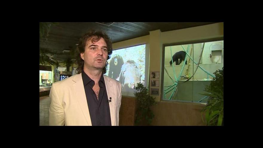 Video Hovoří ředitel hodonínské zoo Martin Krug