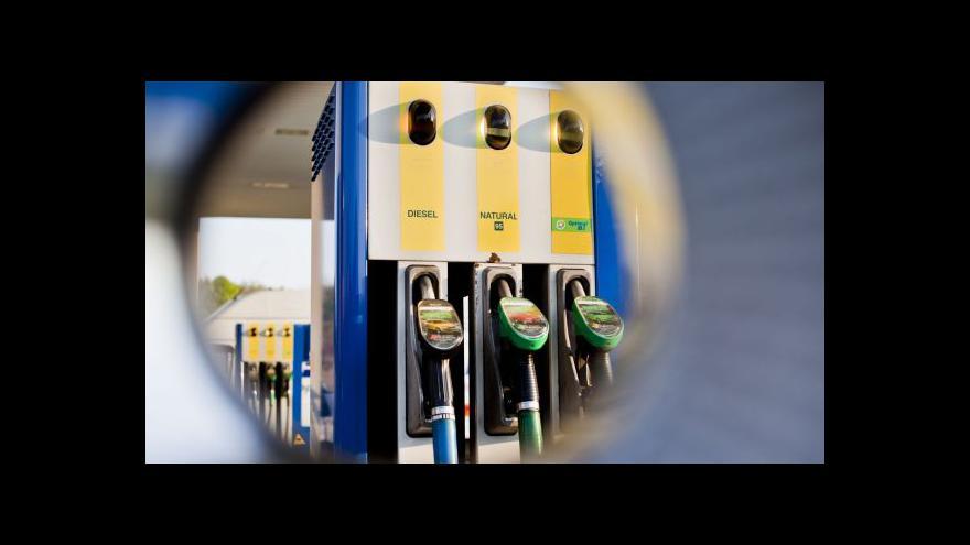 Video Události o prodeji benzinu a nafty