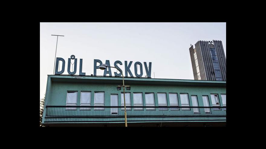 Video Vedení OKD bude jednat s vládou o budoucnosti Dolu Paskov