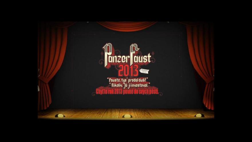 Video Kabaret Caligula / PanzerFaust