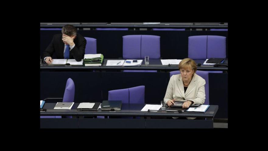 Video V Německu začínají strany s povolebním vyjednáváním