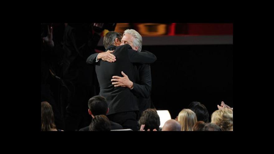 Video Ceny Emmy rozdány