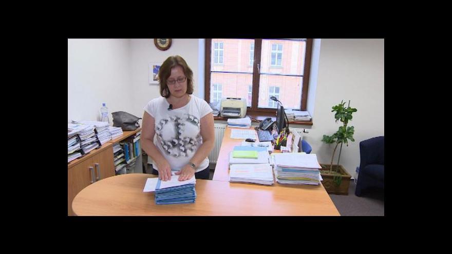 Video Lenka Drmotová o uzavření kandidátek