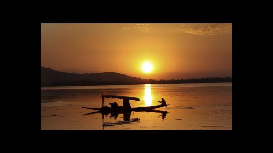 Video Cestovní ruch v Kašmíru
