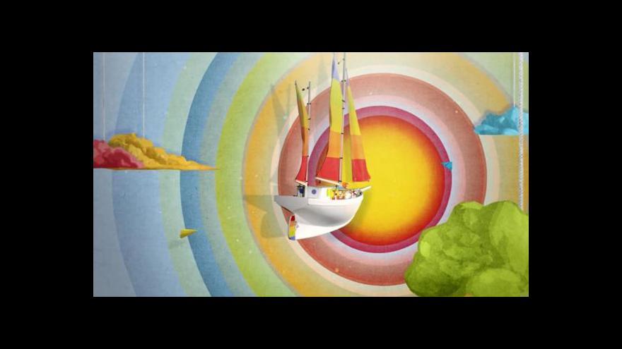 """Video UKÁZKA: Imageový ident """"plachetnice"""""""