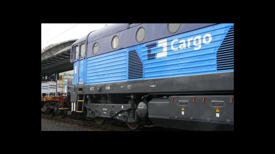 Video V ČD Cargo hrozí propouštění