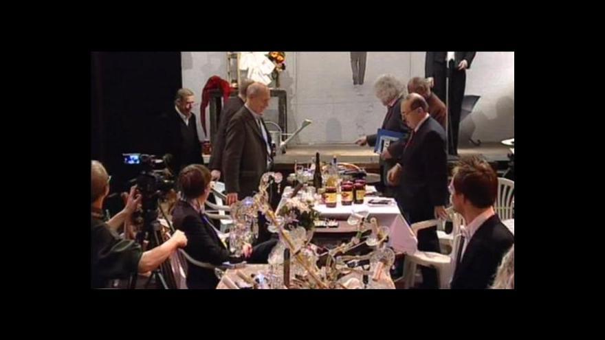 Video Iva Zigmundová o oslavách divadla Husa na provázku