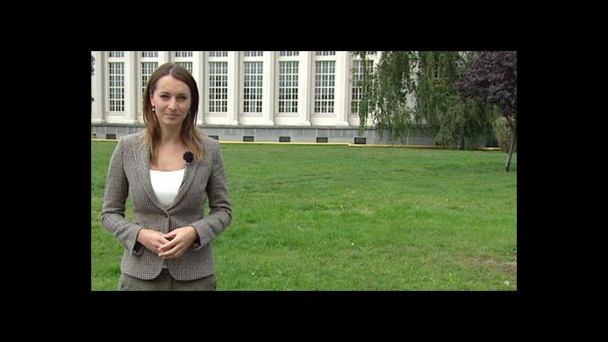 Video Reportáž Jany Peroutkové