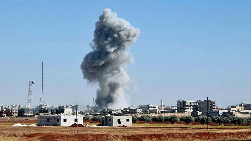 Video Ruské a americké vojenské akce v Sýrii budou koordinované
