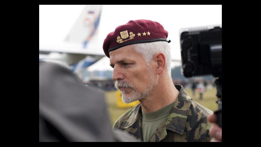 Video Rozhovor s náčelníkem generálního štábu AČR Petrem Pavlem