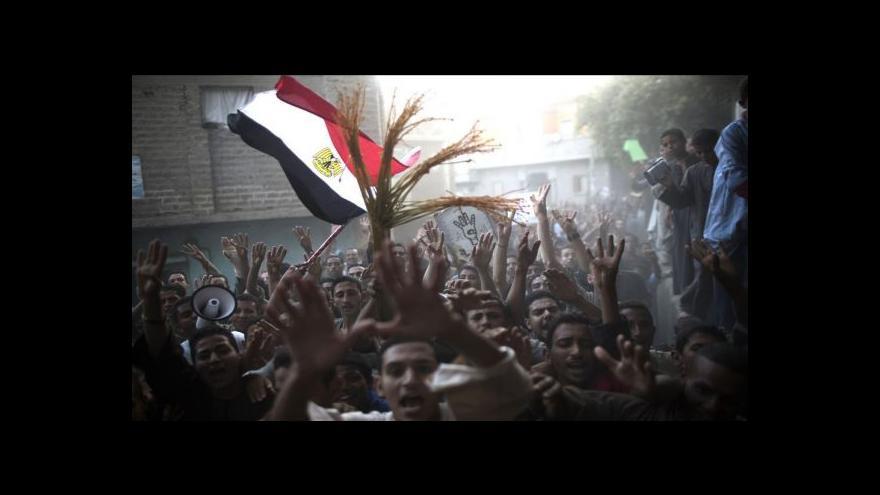 Video Rozhovor s Ahmedem Maherem