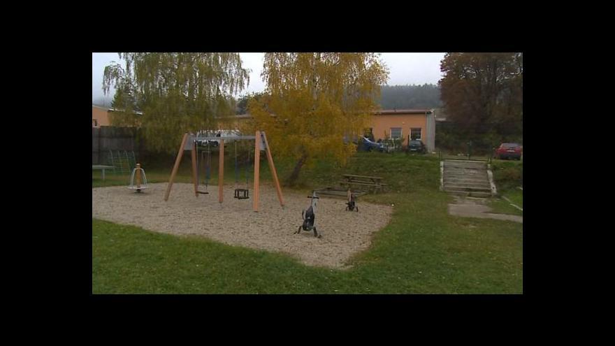 Video Veronika Kabátová o prachatickém azylovém domě