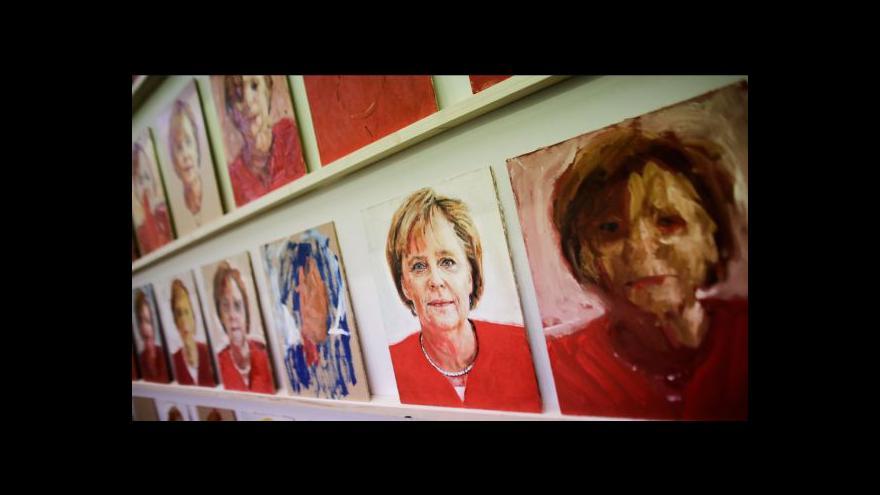 Video Němci v neděli rozhodnou, kdo je povede příští čtyři roky