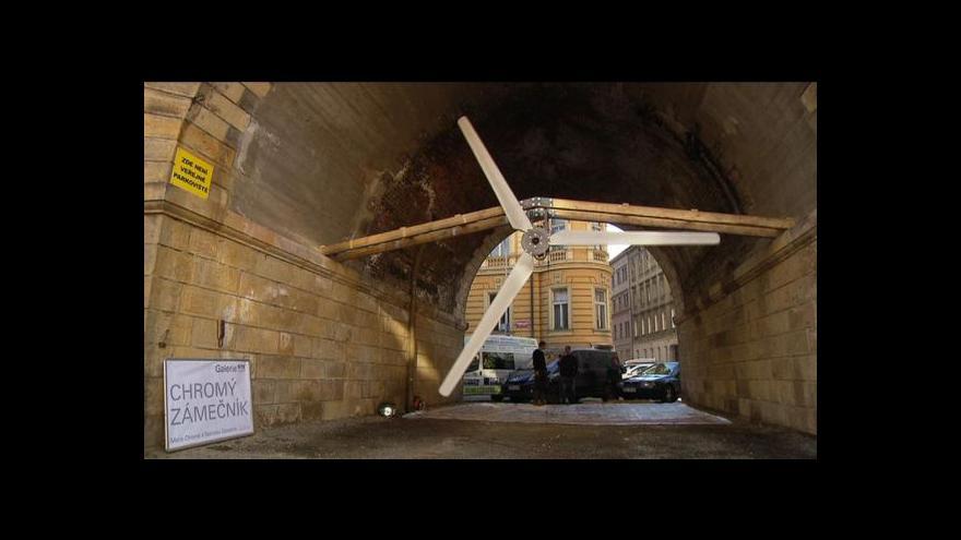 Video Viadukt v Karlíně žije kulturou