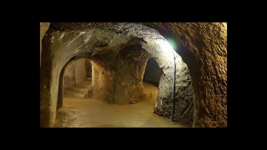 Video Rozhovor s Dušanem Vargou o znojemském podzemí