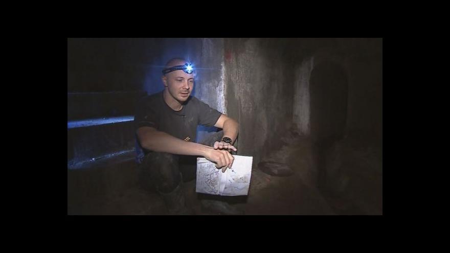 Video Architekt Martin Navrkal o projektu adrenalinového podzemí