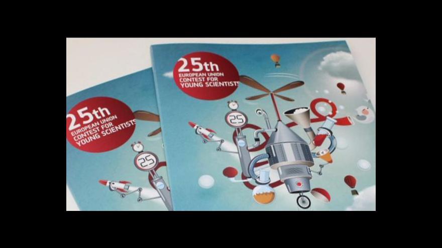 Video Soutěž EUCYS startuje v Praze