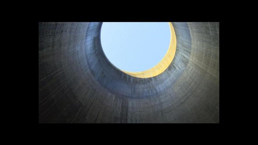 Video Jaderná elektrárna Dukovany zevnitř