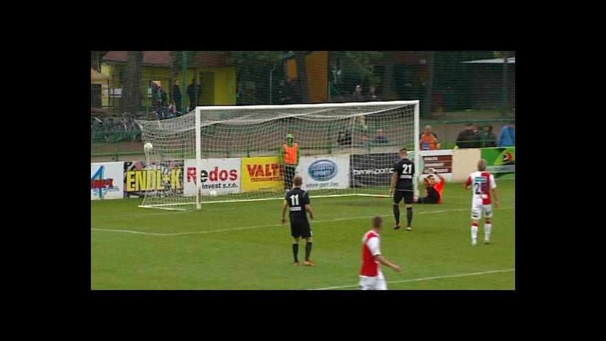 Video Sestřih utkání HFK Olomouc - Slavia