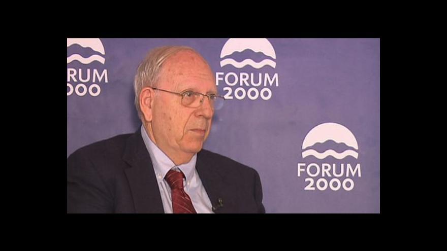 Video Rozhovor s Efraimem Halevym