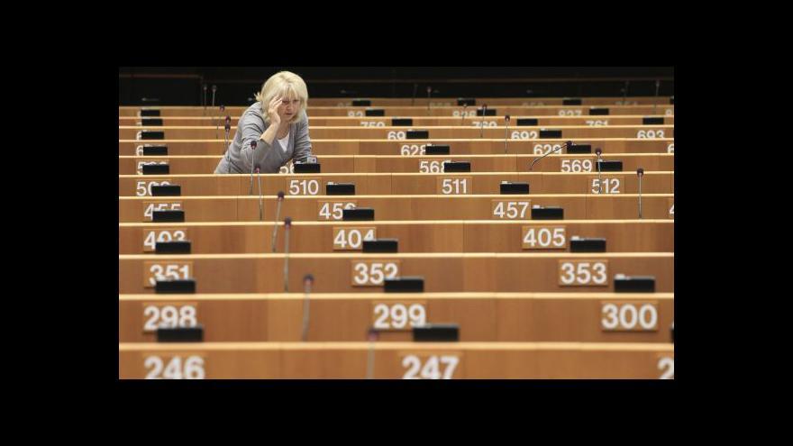 Video Brífink think-tanku Evropské hodnoty