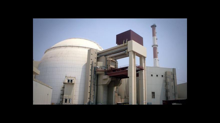 Video Írán prý nebude vyrábět jaderné zbraně