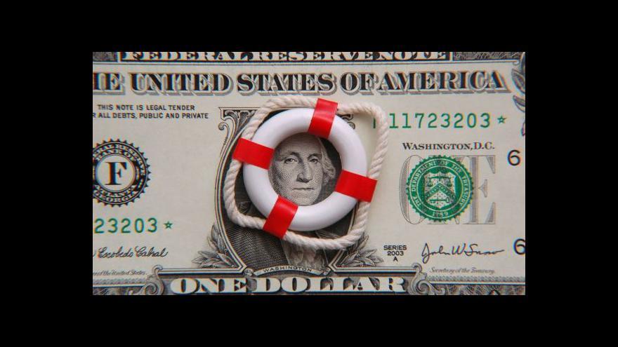 Video Ekonomika ČT24 o opatřeních Fedu
