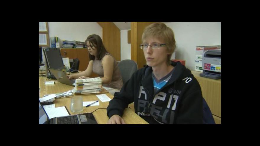 Video Právní poradce Patrik Lukeš ze sdružení o poradně
