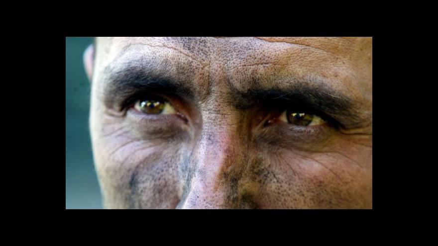 Video Ekonomika ČT24 o zavírání Dolu Paskov