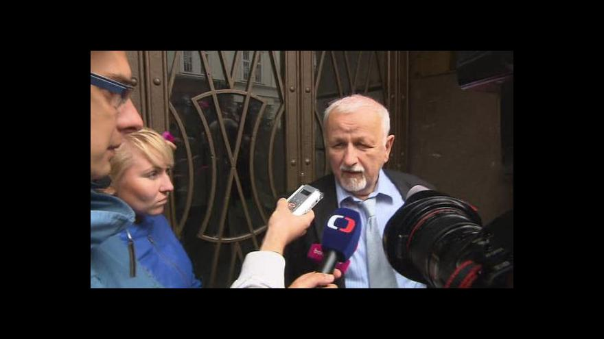 Video Eduard Bruna a Filip Seifert k výslechu Ivo Rittiga