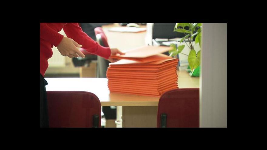 Video Události o odevzdání kandidátek