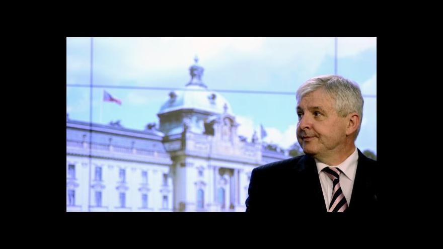 Video Reportáž o financích pro zdravotnictví