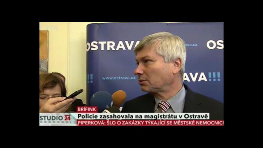 Video Brífink Petra Kajnara a Simony Piperkové