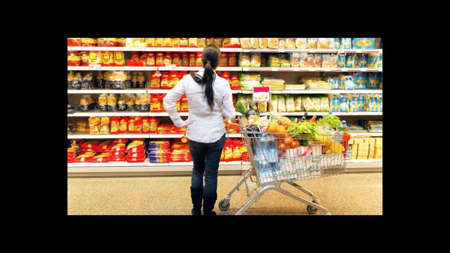 Video Události o slevových akcích v obchodech