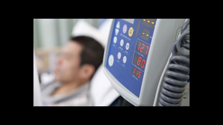 Video Krizový štáb varuje před tíživou situací nemocnic