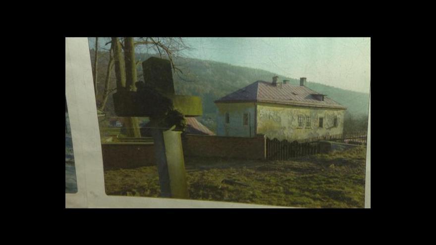 Video Václav Svoboda o rekonstruované maršovské faře